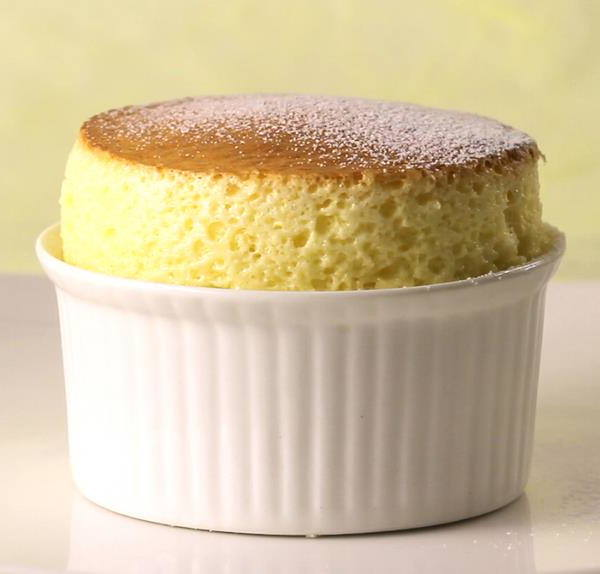 Perfect Vanilla Soufflé Recipe
