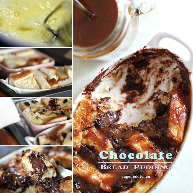 of dark chocolate anytime? Try this chocolate cinnamon bread pudding ...