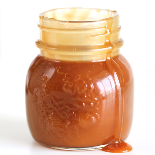 How to Make Caramel Sauce - Eugenie Kitchen